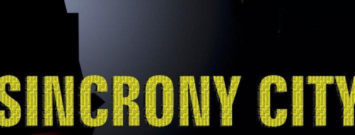 Sincrony City Spettacolo teatrale con musica inedita dal vivo