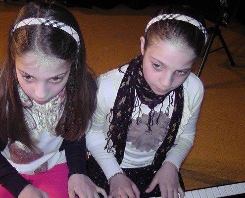 Veronica e Arianna Pozzi