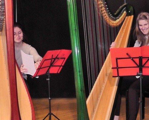 Giorgia Vaugnin e Elena Fabiani