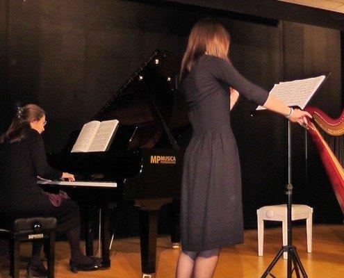 Martina Orlando e Anna Baratella