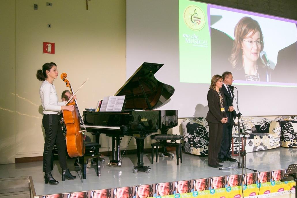 Saluto e ringraziamento del Presidente CEDiM prof.ssa Nadia Olivo