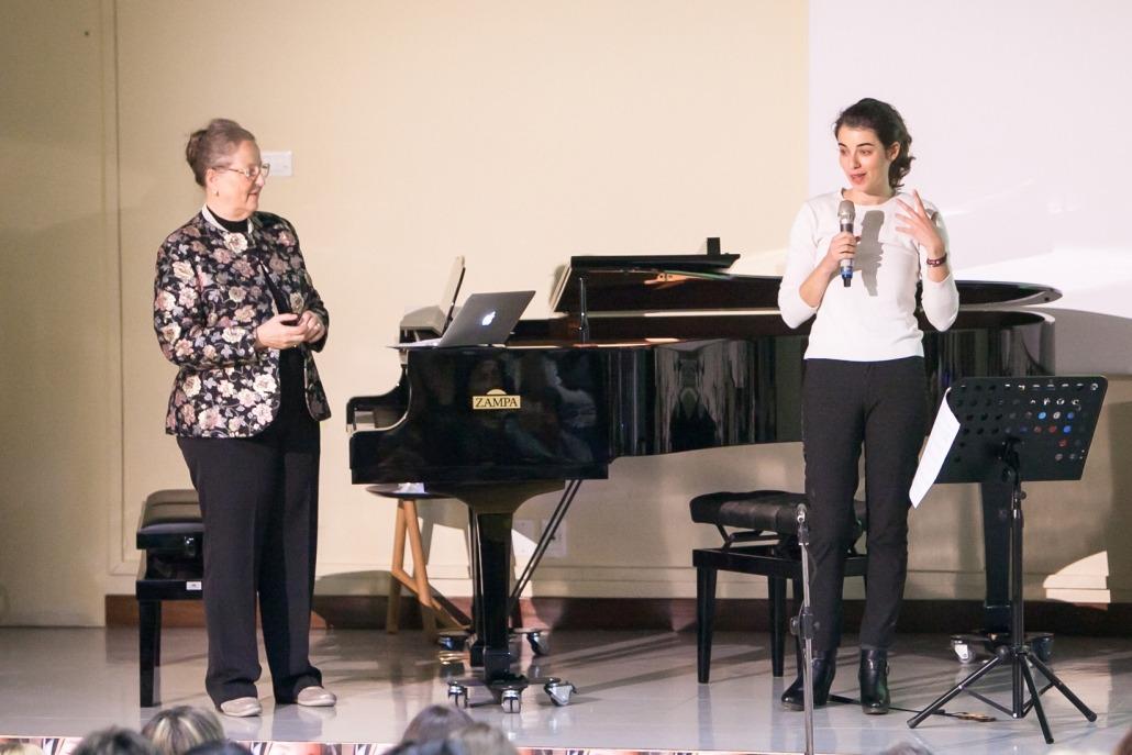 Giulia Cremaschi Trovesi e Giulia Mazza: L'importanza delle vibrazioni sonore: un' esperienza vissuta in prima persona