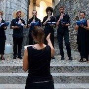 """Il Coro Sine Tempore canta a """"Fantasia di voci"""""""