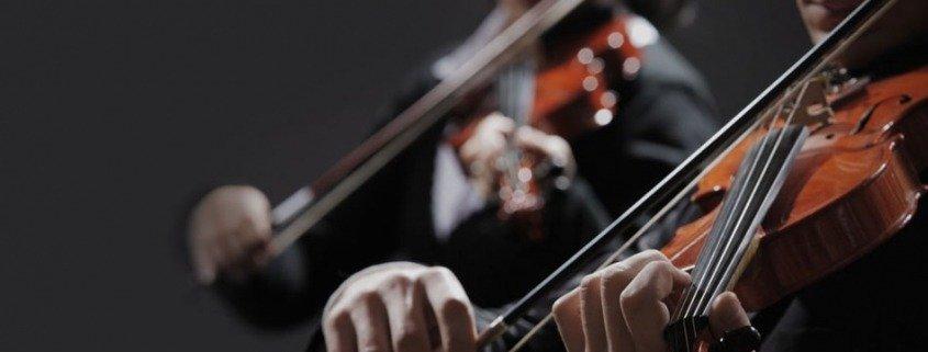 Concerto Internazionale presso il Conservatorio di Lubiana dell'Orchestra d'archi Interscolastica