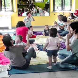 """""""Piccoli Suoni"""" Riprende il corso per bambini dai 0 ai 36 mesi con la metodologia E. Gordon"""