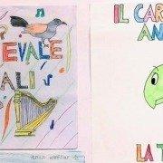 """Spettacolo """"Le carnival des Animaux"""" risultati del concorso di disegno"""