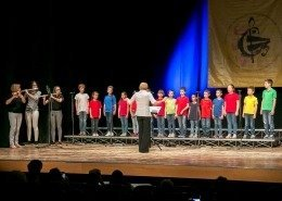 0011 - Progetto coro a Scuola per Primaria Porpetto dirige Patrizia Dri