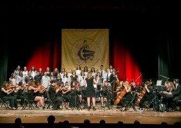 0395 - Orchestra Interscolastica e Cori Giovanili diretti da Tamara Mansutti