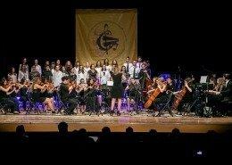 0433 - Cori Giovanili Natissa di Aquileia e C.E.Di.M. di Gonars con Orchestra Interscolastica dirige M° Tamara Mansutti