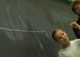 Bimba alla lavagna, I bambini in Congresso – Progetto Music Science Children Lab