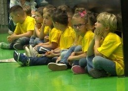 Bimbi attenti, I bambini in Congresso – Progetto Music Science Children Lab