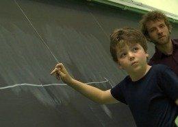 Bimbo alla lavagna, I bambini in Congresso – Progetto Music Science Children Lab