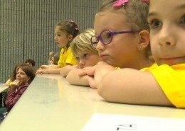 Coro ascolta, I bambini in Congresso – Progetto Music Science Children Lab