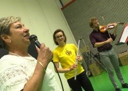 Musicisti, I bambini in Congresso – Progetto Music Science Children Lab