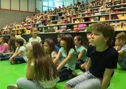 Pubblico, I bambini in Congresso – Progetto Music Science Children Lab