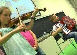 Strumenti, I bambini in Congresso – Progetto Music Science Children Lab
