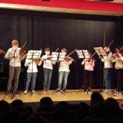 Allievi del III Comprensivo di Udine Scuola Secondaria a indirizzo musicle- Concerto del 22 marzo 2019