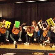 Ensemble di Chitarre del III Comprensivo di Udine - Concerto del 26 marzo 2019