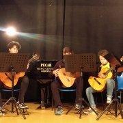 Ensemble Fingerstyle - Edoardo Bordignon, Enea bordignon, Lorenzo Michelloni, Mario Biasizzo e prof.ssa Martina Gereon