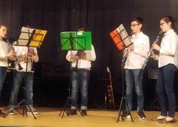 Happy Clarinets - III Comprensivo Udine - Concerto 26 marzo 2019