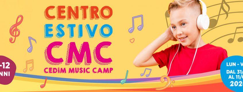 CEDiM Music Camp - Centro Estivo Musicale 2020