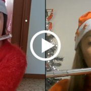 Ambra Malisan e Emma Giacinto - Fröliche Weihnacht überall - trad.